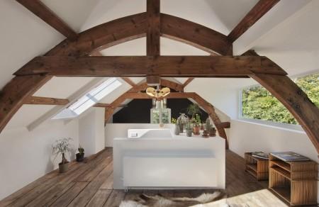 Poze Dormitor - Amenajare dormitor Santpoort -  ZEC Architects