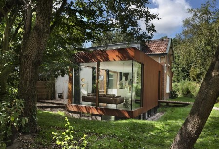 Poze Fatade - Imagine fatada Santpoort -  ZEC Architects