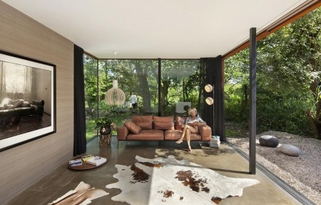 Poze Living - Imagine living Santpoort -  ZEC Architects