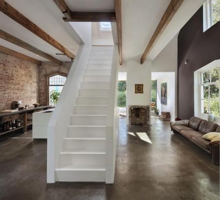 Poze Scari - Imagine scara Santpoort -  ZEC Architects