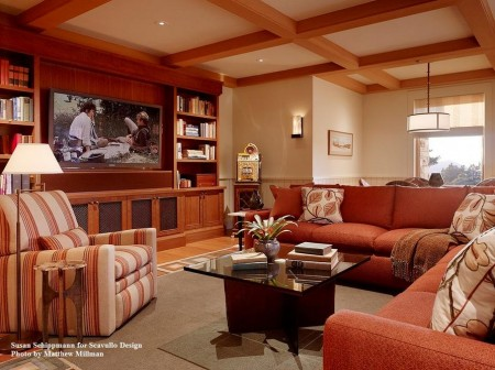Poze Living - Atmosfera moderna, mobilier si decoratiuni clasice