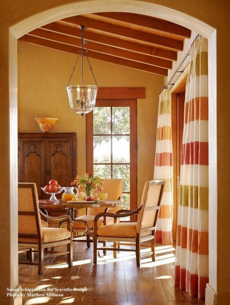 Poze Sufragerie - Lumina si culoare