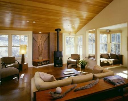 Poze Living - Atmosfera moderna, contemporana