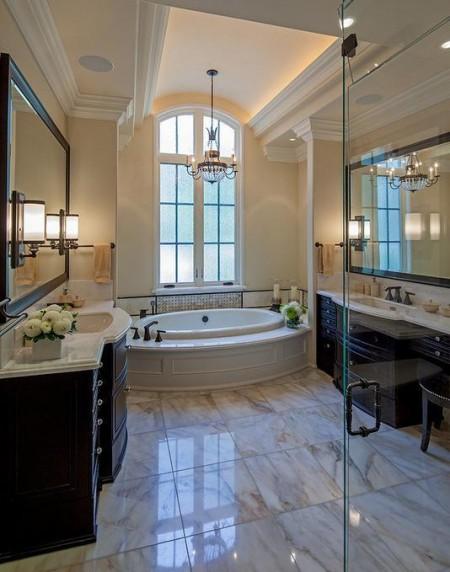 Poze Baie - Stil si eleganta in sala de baie