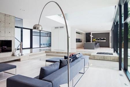 Poze Living - Living ultramodern
