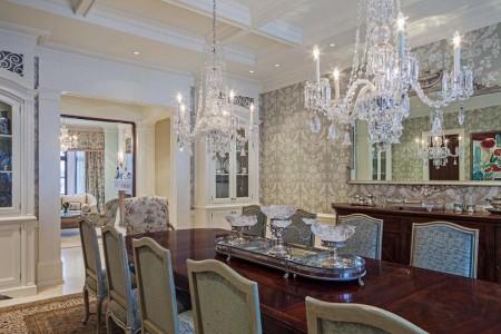 Poze Sufragerie - Sufragerie luxoasa, amenajata in stil clasic