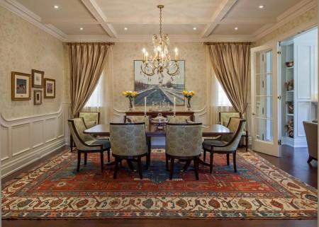 Poze Sufragerie - Decor clasic