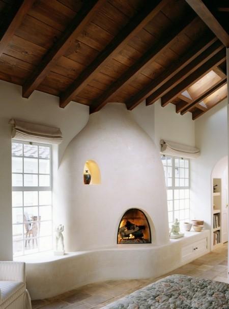 Poze Seminee - Forme si materiale naturale pentru o casa sanatoasa