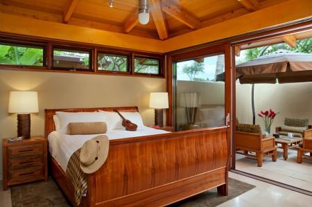 Poze Dormitor - Dormitor cu terasa atasata