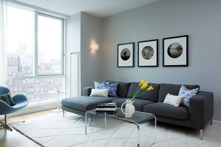 Poze Living - Amenajare living modern - Susan Kennedy Design