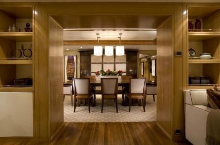 Poze Sufragerie - Finisaje interioare din lemn