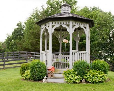 Poze Foisor si pavilion - Foisor din lemn