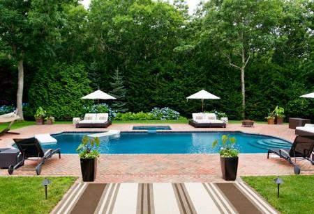 Poze Piscina - Intimitate la piscina