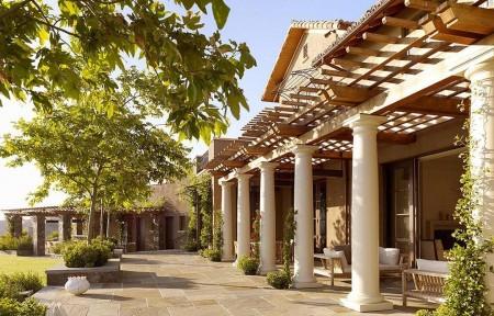 Poze Pergola - Pergole Soda Canyon Residence, BAR Architects