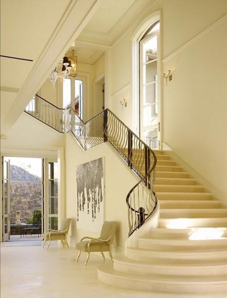 Poze Scari - Scara principala Soda Canyon Residence, BAR Architects