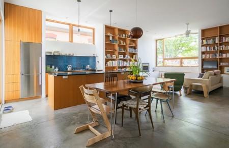 Poze Sufragerie - Spatiu modern, deschis