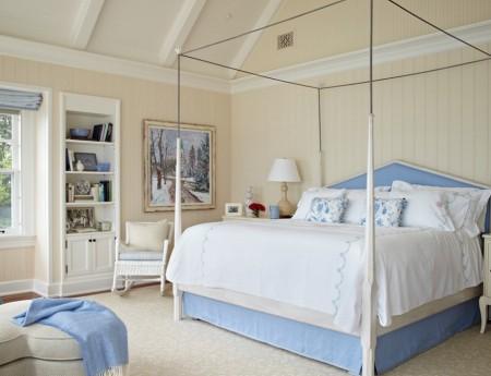 Poze Dormitor - Dormitorul shabby chic