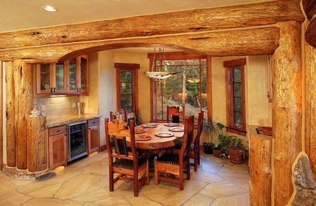 Poze Sufragerie - O sufragerie incantatoare