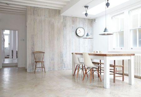 Poze Sufragerie - Va place decorul simplu specific stilului scandinav