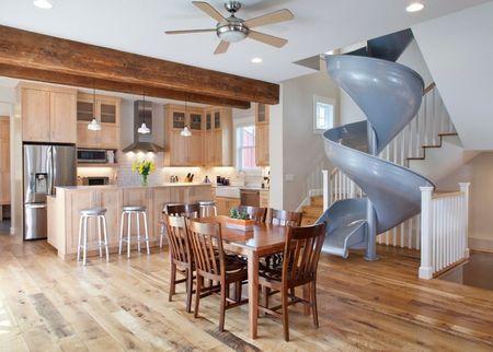 Poze Sufragerie - Toboganul din sufragerie