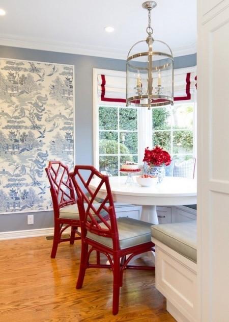 Poze Sufragerie - O sufragerie pentru iubitorii stilului vintage