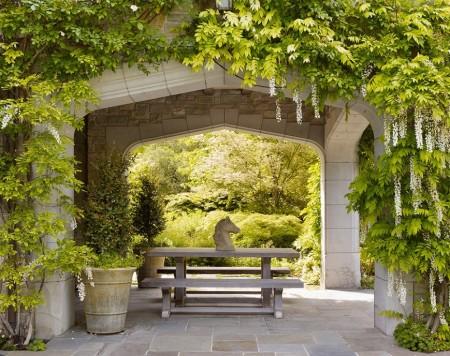 Poze Foisor si pavilion - Pavilion zidit, perfect pentru zilele toride de vara