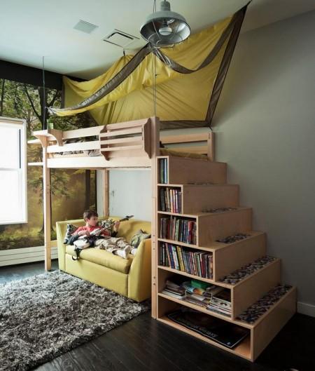 Poze Copii si tineret - Amenajare camera baieti