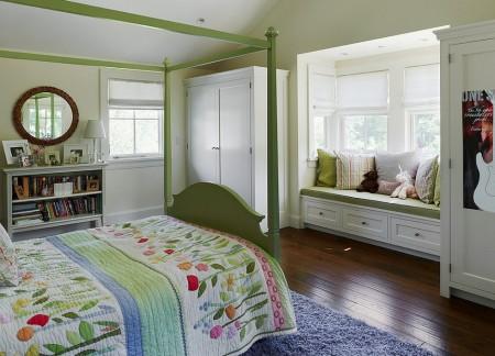 Poze Copii si tineret - Atmosfera calda si vesela pentru camera unui adolescent
