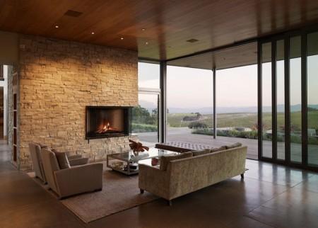 Poze Living - Interior modern, minimalist