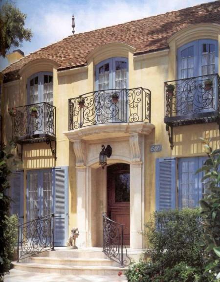 Poze Fatade - Exterior casa in stil mediteranean