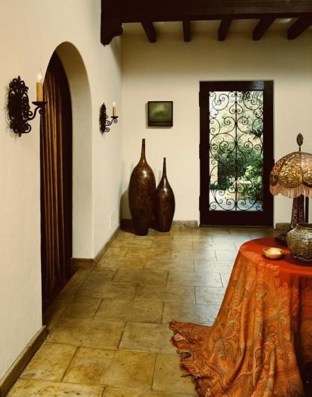 Poze Intrare si hol - Decor mediteranean in hol