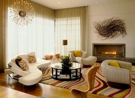 Poze Living - Living modern si functional