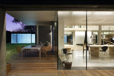 Poze Tearsa - Terasa moderna cu pardoseala din lemn