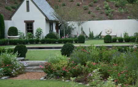 Poze Gradina de flori - Gradina perfecta pentru relaxare