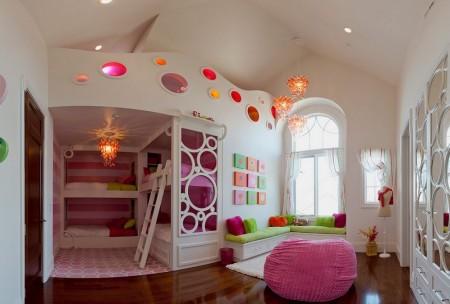 Poze Copii si tineret - Amenajare de vis pentru camera copiilor