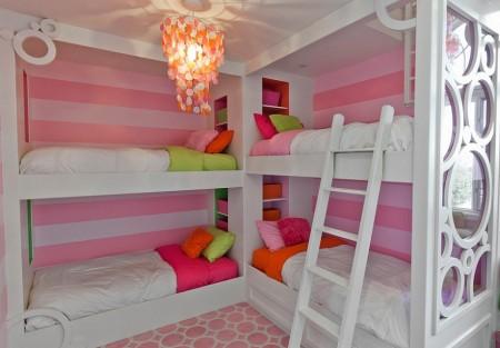 Poze Copii si tineret - Paturi etajate pentru camera copiilor