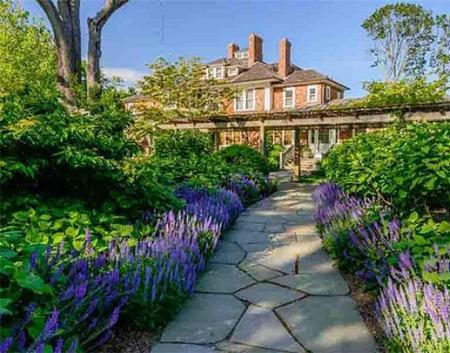 Poze Gradina de flori - Vila lui Richard Gere inconjurata de o superba gradina