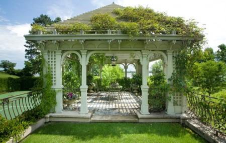 Poze Foisor si pavilion - Pavilion de gradina din lemn