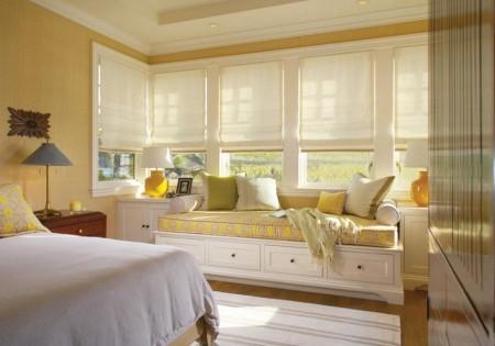 Poze Dormitor - Bancuta comoda in dormitor