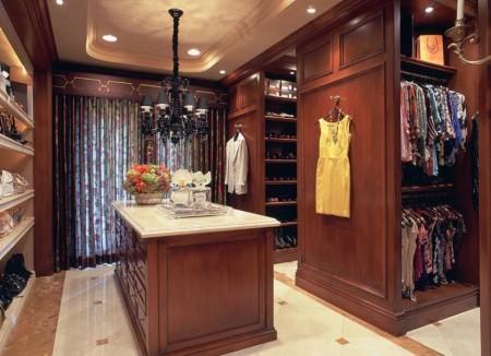 Poze Dressing - O garderoba bine organizata