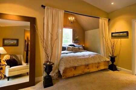 Poze Dormitor - Ambient intim in dormitor