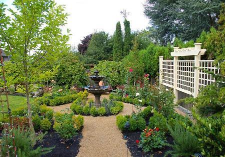 Poze Gradina de flori - Amenajare gradina arhitect Paul Moon Design - Yarrow Point Residence