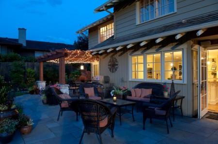 Poze Terasa - Amenajare terasa - Yarrow Point Residence, arhitect Paul Moon Design