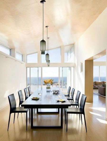 Poze Sufragerie - Dining modern, minimalist