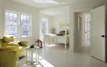 Poze Dormitor - Dormitorul alb