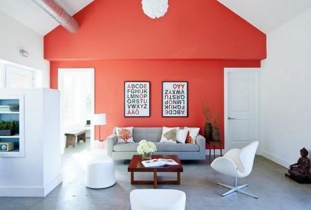 Poze Living - Living modern, minimalist