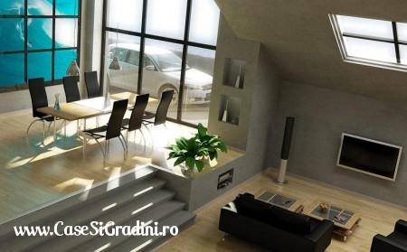 Justin`s house Zona-zi-moderna