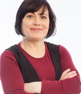 Caroline Fernolend, directorul executiv Mihai Eminescu Trust:
