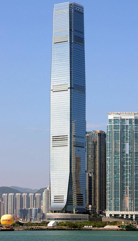Ospitalitate la inaltime: Cele mai inalte hoteluri din lume - Galerie foto