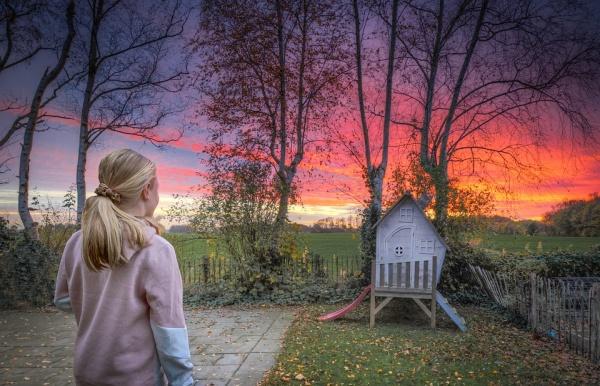 Distractie in curte: 4 activitati in aer liber pentru cei mici
